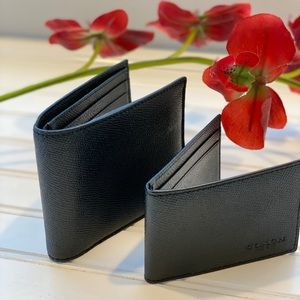 Men's Coach Compact ID Wallet